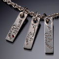 Sterling Silver Dogtags