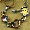 Charm Bracelet with Level and Type Keys