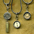 Type Key Necklaces